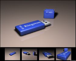 Pendrive by criscracker