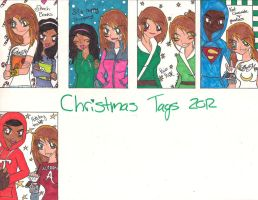 Christmas tags 2012 part2 by rumiko18