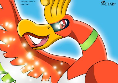 Ho-Oh by Zetaby2594