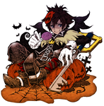 :Halloween Sora: by Sacredlith