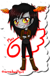MR: Fanart: Troll!Maximum Ride by Ch4rm3d