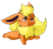 Flareon by RipSpawn