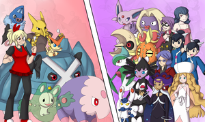 Brenda Vs. The psychic trainers by Quarbie