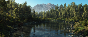 Grizzly Creek by Six-Kings