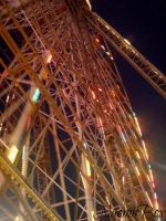 Ferris Wheel by NaomiiBoxPhotography