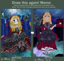 Before and After Alice by RiddleMaker
