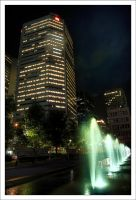 Montreal at Night 22 by Pathethic
