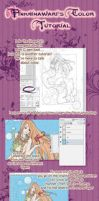 Coloring tutorial - BIG FILE by pinkhimawari