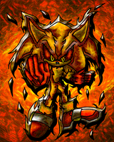 Volcanic Sonic: finished by leoyouth