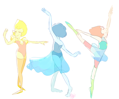 [contest entry] pearls by questionedSleeper