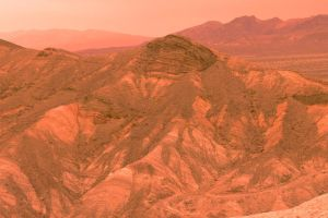Mars landscape from photo 09 by Ludo38