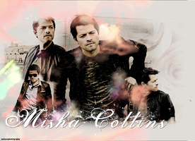 Misha Collins by MelissaPhotography