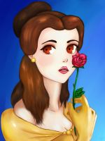 Belle by funnbunns