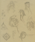 Silmarillion Sketchy Page by avi17