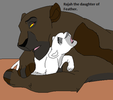 Rajah And Someone Free Open Collab by Natalia-Clark