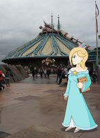 Rosalina in Discoveryland by ZeFrenchM