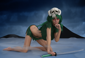 Bleach - Nelliel by prizm1616