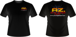 AZ Auto Glass Tech T-Shirt/Uniform Commission by viperaviator