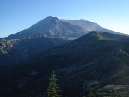 St. Helens View 1 by deoris