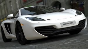 McLaren MP4-12C 1 by HappyLuy