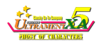 Chesky Ultrament: XA5 (Host of Characters) Logo by aizaabella24