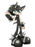 Xak BlakPhyre Phenomenon, The Hedgehog!(NBG) by X-A-K