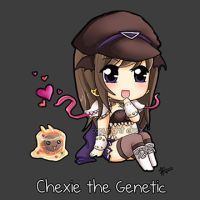 111411 Ragnarok Online Chibi Genetic by PrincessChex