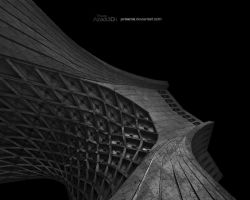 AzadiTower3D by proama