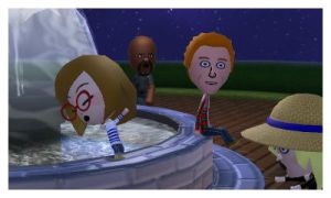 My first Tomodachi Life pic ever by Blazikenpwnsyou