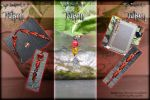 TAKEN - Bookmark Flaming Wings by Andecaya