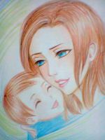mother n child 2 by Mari945