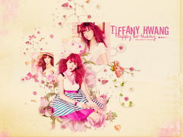 Happy Birthday Tiffany Hwang by SeoLiliHyun