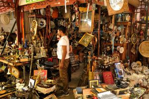 Antique market 1 - Athens by wildplaces