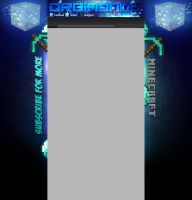 Youtube Partner Channel Layout for DrDimonds by sk3tchhd