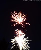Fireworks 17 by M-L-Griffith