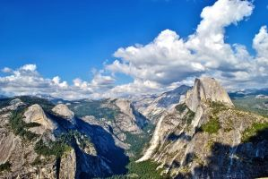 Half Dome by RichardNohs
