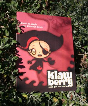 KlawBerry Book by SteamCrow