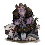 Farm Ogre by ursulav