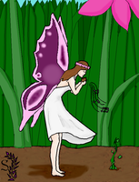 Fairy 4 colored by Shearkin