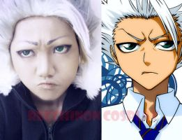 trial hitsugaya cosplay by recchinon