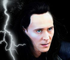 Loki - Hurt by RancidRainbow