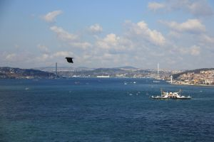 The Bosphorus and the Bridge by OZ-G