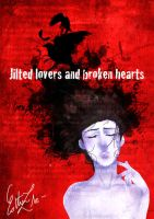 Jilted lovers and by Estherrulez