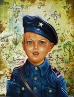 Toy Soldier by tong66