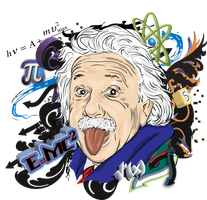 Einstein by ALart90