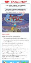 TV Challenge Rules: Adventure Time! by 2Ajoe