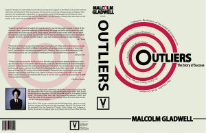 Outlier- Original Bookcover Design by vicask