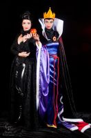 Evil Twin Queens by Asbelial
