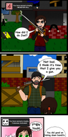 The Last of Us: The Gun by ChavisO2