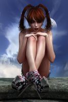 Elfen Tattoo Pin-Up 040a by Evinessa